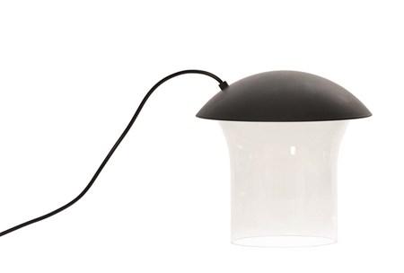 belysning Bordlampe Leiju S Grafitgrå fra Innolux