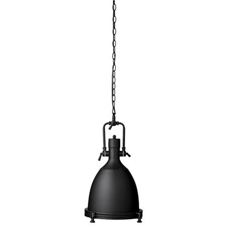 belysning Rhonda Taklampe Ø30 cm Svart fra Lene Bjerre