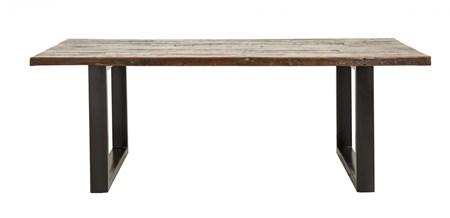 spisebord Spisebord Iron Raw fra Nordal