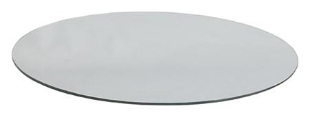 sofabord Star Kjøkkenbenk sofabord Ø90 klart glass fra RGE