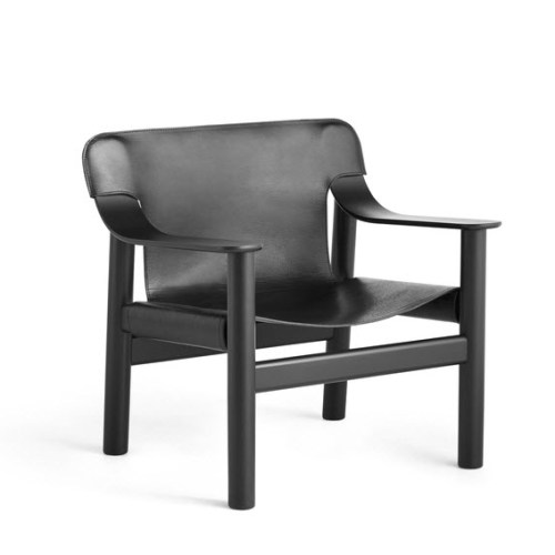 Bernard Chair Leather fra Hay -