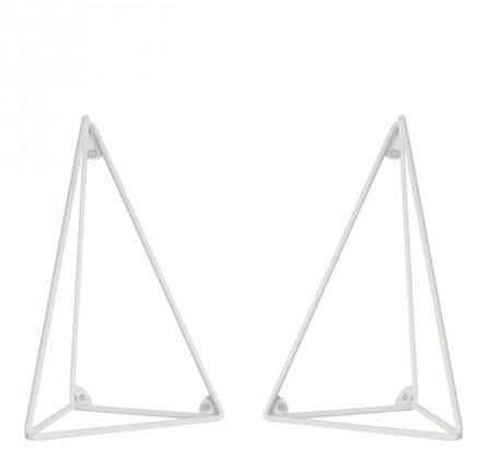 Pythagoras Hylleknekt Hvit (2 stk) fra Maze - 7350033052204