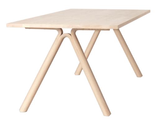 Split Table Muuto spisebord spisebord fra Muuto