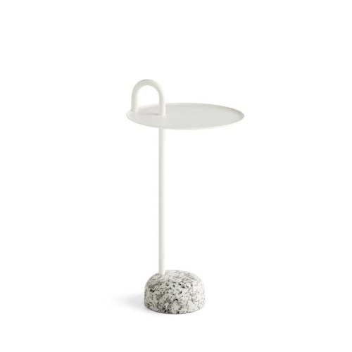 Bowler Sidebord Cream White - Hay