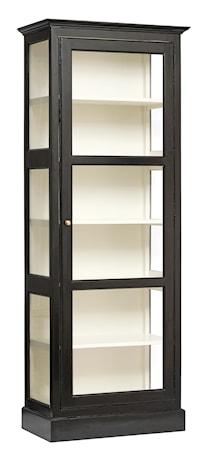 Classic cabinet vitrineskap - Enkel fra Nordal