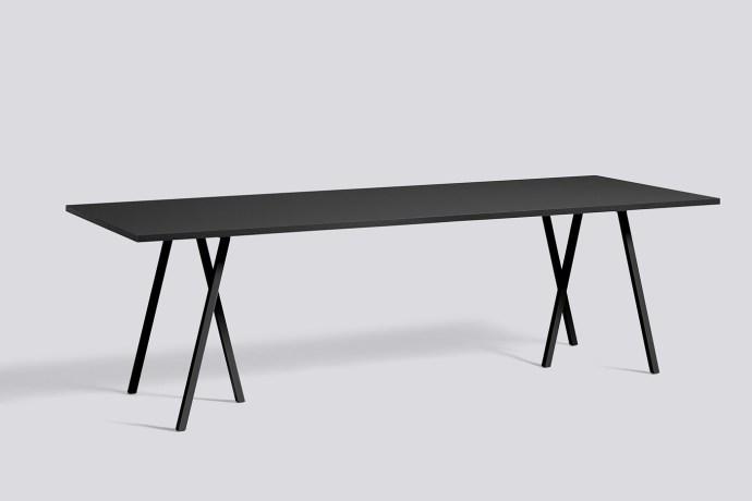 Loop Stand Table Svart - Hay