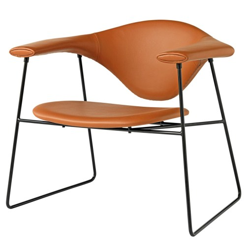 Masculo Lounge Chair - Gubi
