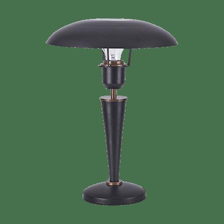 Opal Bordslampe Svart H: 34 cm fra House Doctor