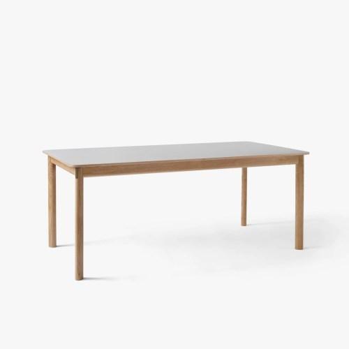 Patch Uttrekksbord Eik 180-280 cm - &tradition