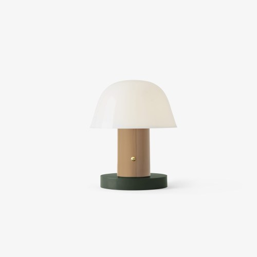 Setago JH27 Bordlampe Nude & Forest - &tradition