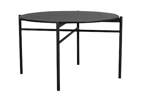 Skye Spisebord Svart Eik Ø120 cm fra Rowico