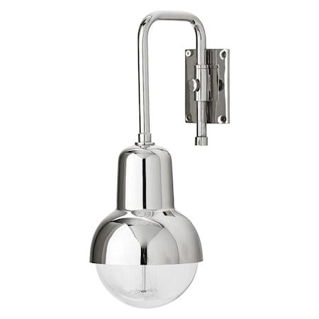 Vegglampe Carmela Sølv fra Lene Bjerre
