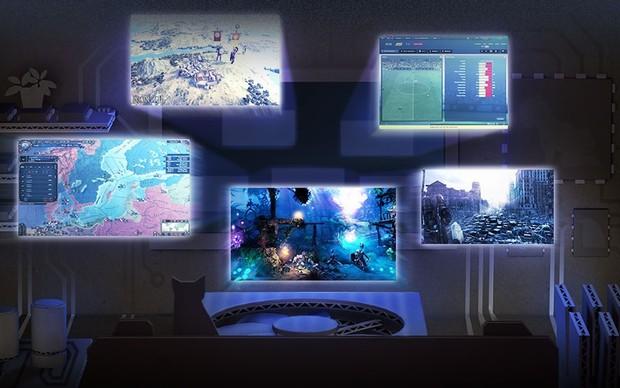 SteamOS trará novas funcionalidades para os usuários