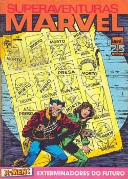 Superaventuras Marvel #45