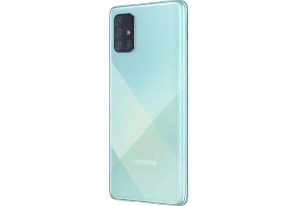 Купить Телефон Samsung SM-A715FZ Galaxy A71 2020 6/128Gb ...