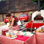 Pizza events with Mobi Pizza Ovens