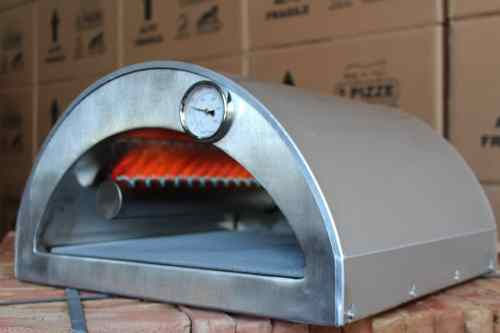 ETNA - Mini, portable gas pizza oven