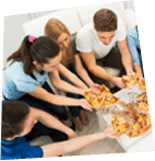 Private Parties - Unlimited Pizza Business Location
