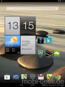 Acer Iconia A1-830 Screenshots (2)