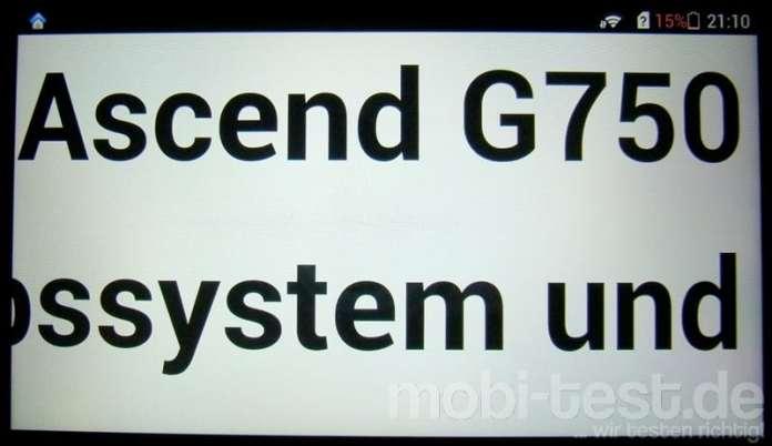 Huawei Ascend G750 Display (7)