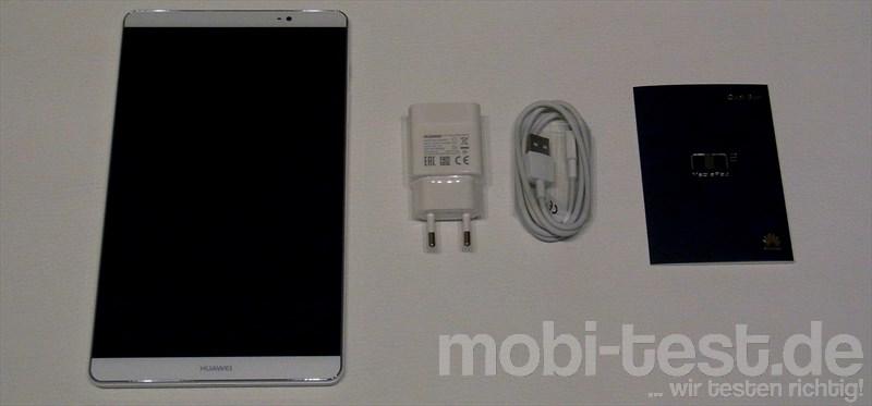 Huawei MediaPad M2 8.0 Unboxing (1)