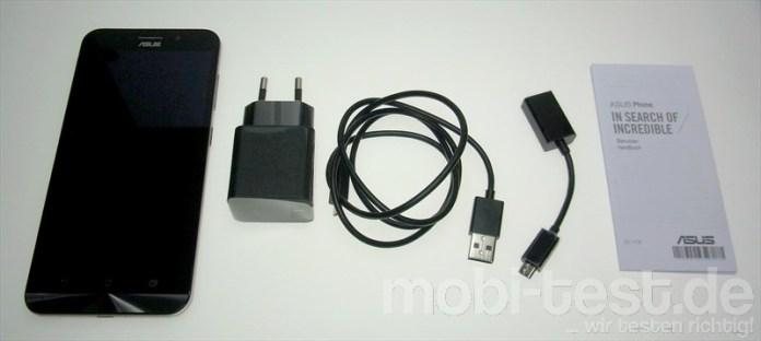 Asus ZenFone Max Unboxing (1)