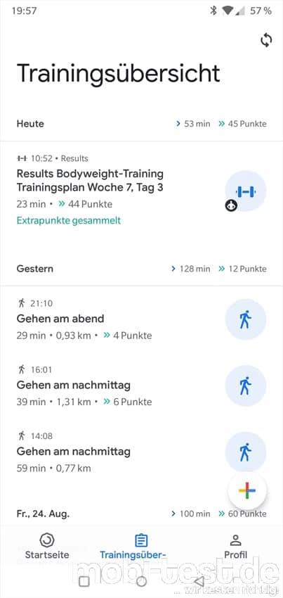 Google Fit App Update (15)