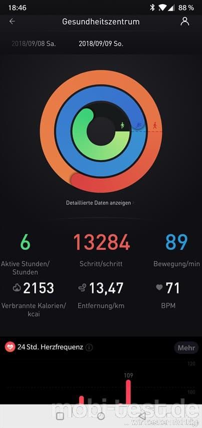 Mobvoi Ticwatch Pro Test App (3)