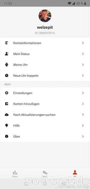 Amazfit Verge App (27)