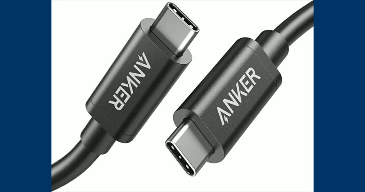 AnkerがMacBookに最適な高速通信急速充電対応USBtypeCケーブル発売