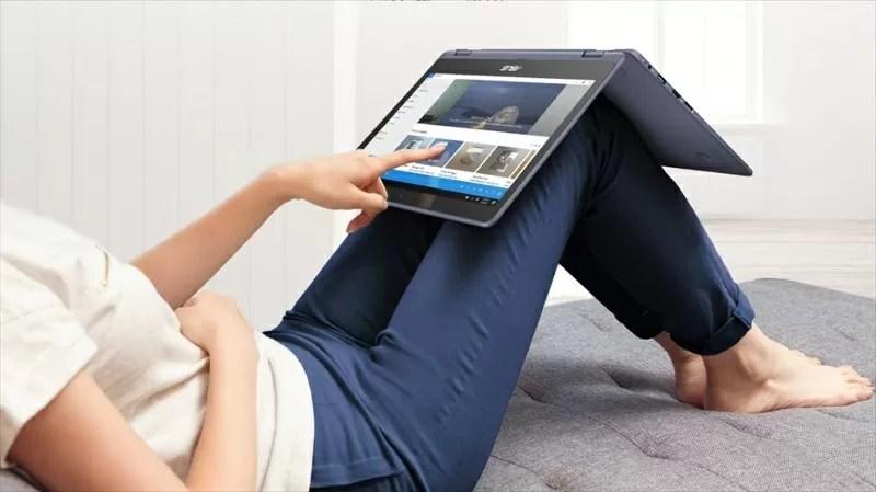 ASUS VivoBook Flip 12 TP202NA