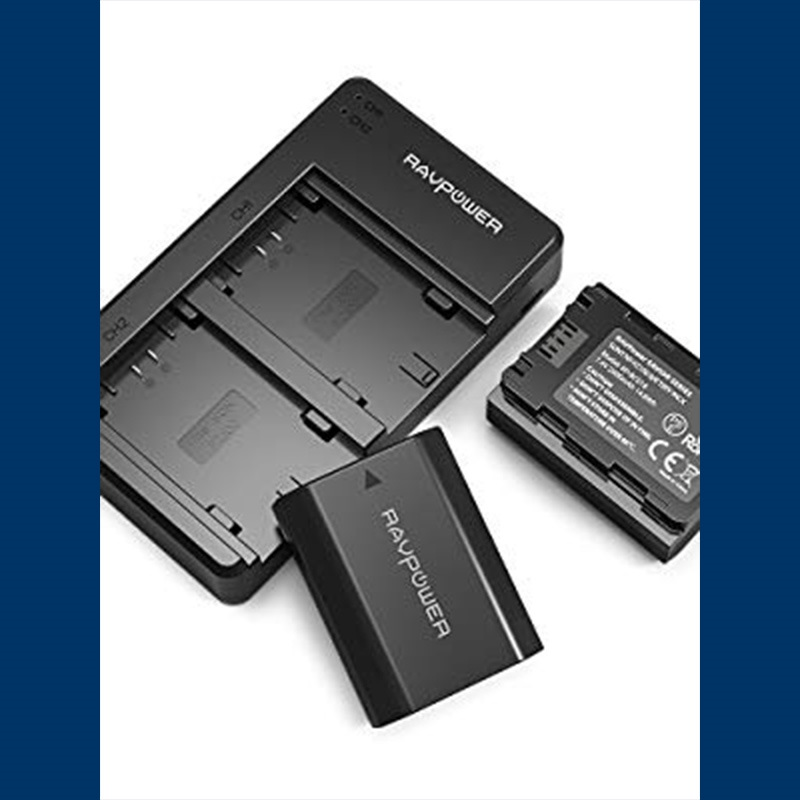 RAVPowerのNP-FZ100互換バッテリー『RP-BC018』