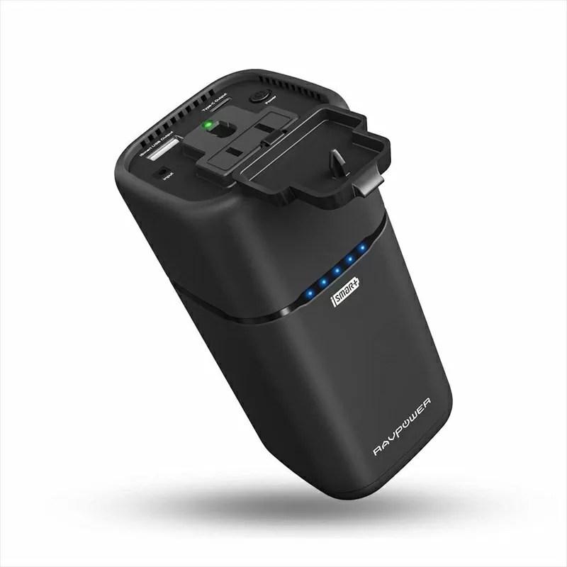 モバイルバッテリーのRAVPowerがAmazonサイバーマンデーで人気製品を最大46%オフ