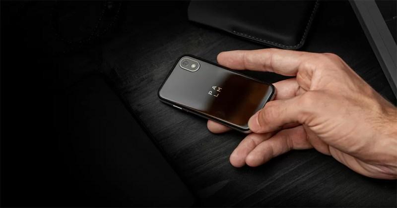 手のひらサイズのミニスマホ『Palm Phone』