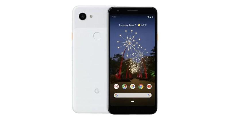 Google Pixel 3aリーク画像