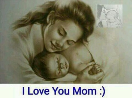 l love you mom