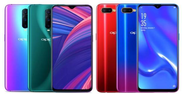 Oppo RX17 Pro и RX17 Neo