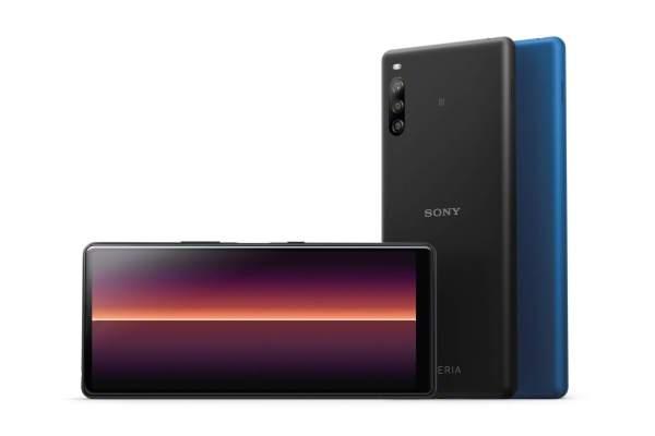 Sony представила смартфон Xperia L4