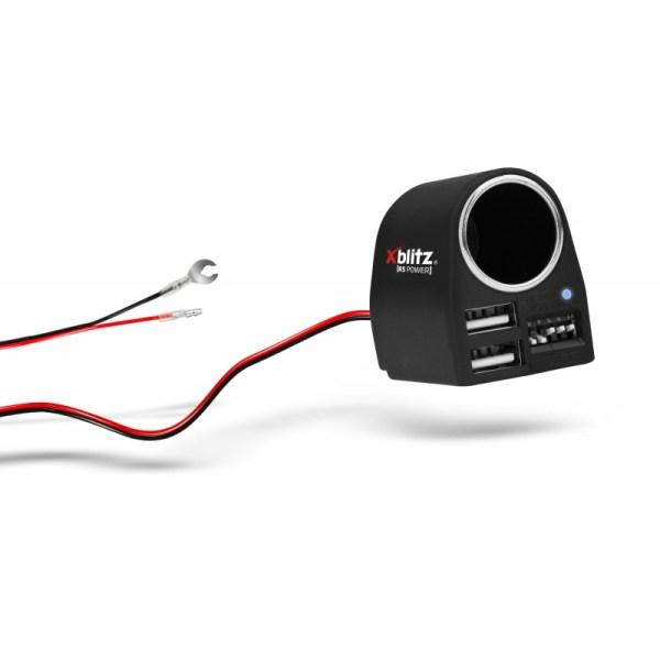 Hitri polnilec XBLITZ R5 Power