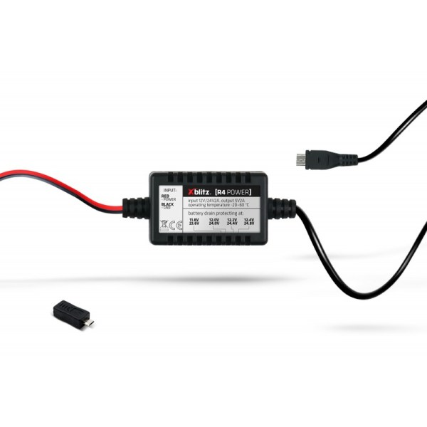 Hitri polnilec XBLITZ R4 Power