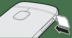 HTC one sim1