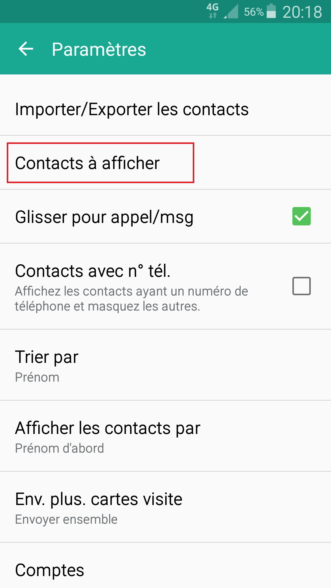 Contact Code Pin Ecran Verrouillage Samsung Android 5 O Mobidocs