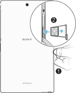 Sony Xperia Z3 sim