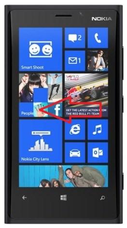 Échec réseau appel lumia 8.1 parametre glisser