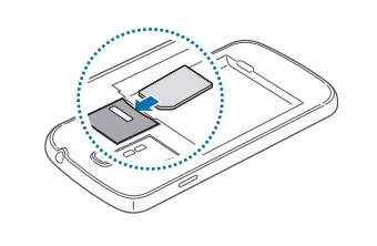 Samsung Galaxy S4 carte sim