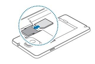 Samsung Galaxy note 3 sim