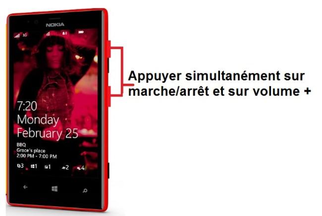 Nokia Lumia 720 screenshot