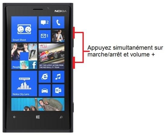 Microsoft Nokia Lumia 920 screenshot