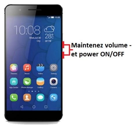 Huawei Honor 6 Plus screenshot