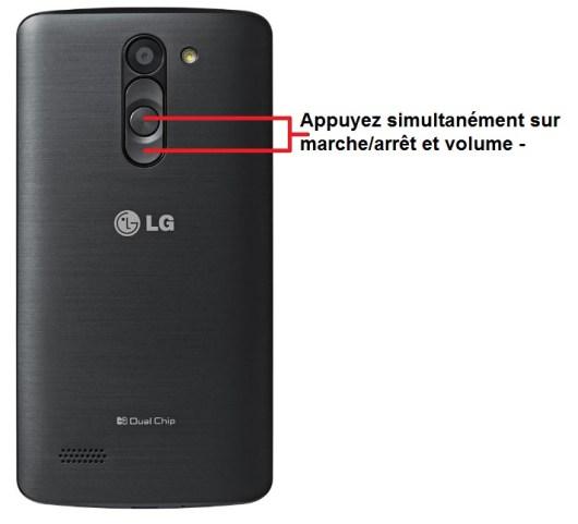 LG L Bello screenshot